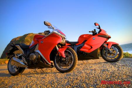 �Tweens: Neither pure sportbike nor fully equipped sport-tourer.