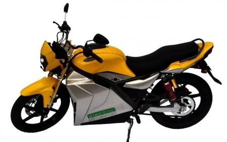 Electric Motorcycles GPR Syellow