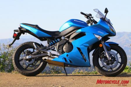 The Ninja 650R is as good at a relaxed pace or commuting as it is for more aggressive riding.