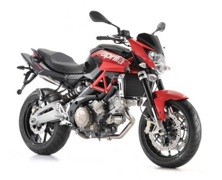The 2010 Aprilia Shiver 750 gets a new fairing and updated rider ergonomics.