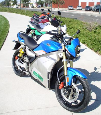 Electric Motorcycles GPR-S