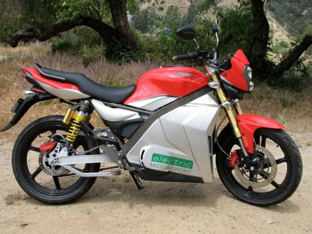 Electric Motorcycles GPR-S 2