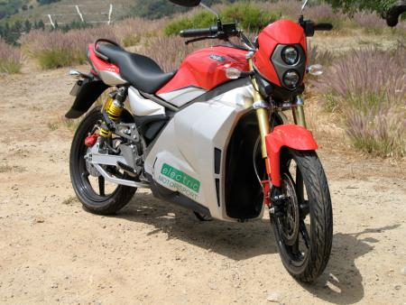 Electric Motorcycles GPR-S_3