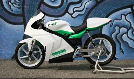 Electric Motorcycles TTX GP R-S side WEB