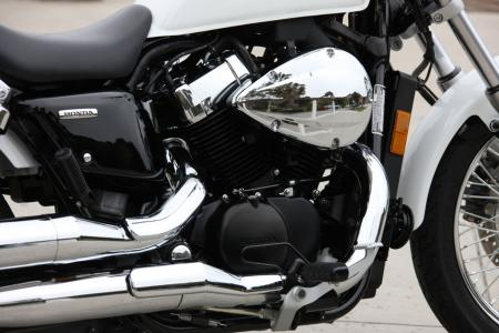2010 Honda Shadow RS BJN12152