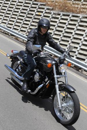 2010 Honda Shadow RS BJN72950