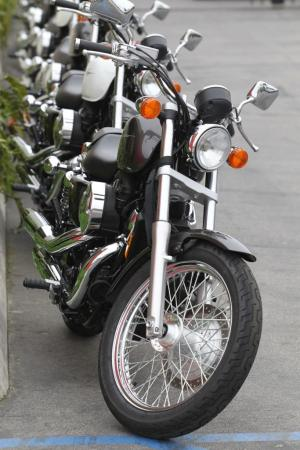 2010 Honda Shadow RS BJN94537