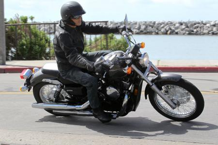 2010 Honda Shadow RS BJN95401