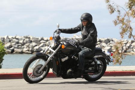 2010 Honda Shadow RS BJN95448