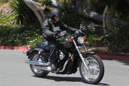 2010 Honda Shadow RS BJN95887