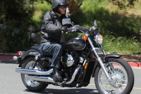 2010 Honda Shadow RS BJN95954