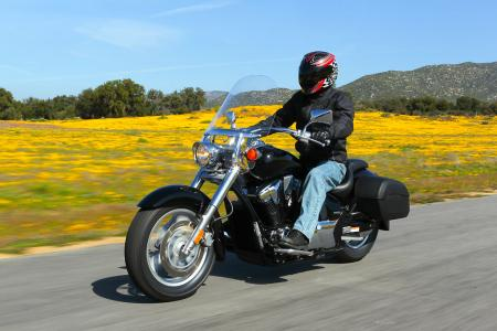 The 2010 Honda Interstate and Stateline are two all-new, mid-weight displacement cruisers available for under $13,000.
