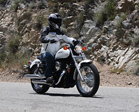 Motorcycle For Tall Riders ... 2010 Honda Shadow RS vs. 2010 Harley-Davidson 883 Low - Motorcycle.com