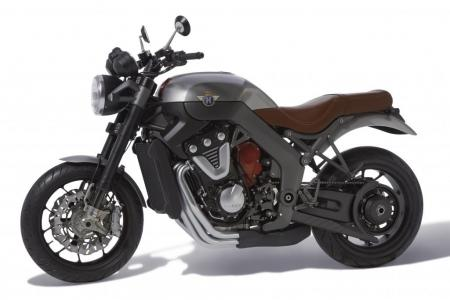 Horex will launch its first bike in the first quarter of 2011. Expansion to the U.S. isn't expected until 2013.