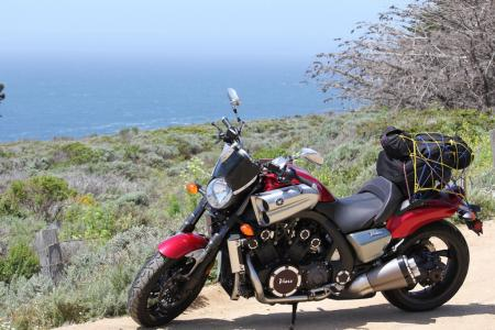 Triumph Rocket III Roadster vs Star VMax IMG_0341
