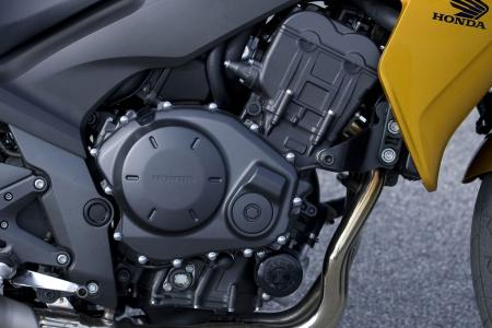 2010 Honda CBF1000 engine_rh