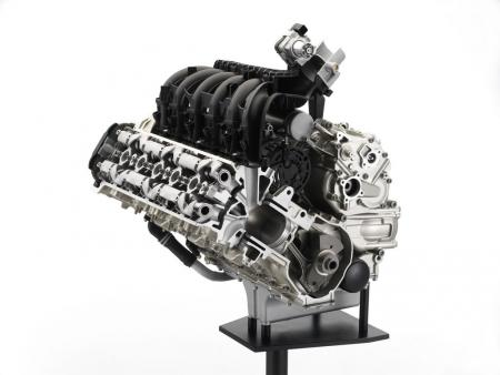 According to BMW, the engine delivers over 70% of its maximum torque at just 1500rpm.