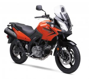 The V-Strom 650 is good alternate choice to the Kawasaki KLR650, especially if you�ll spend most of your miles on-road.