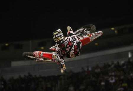 X Games 16 Best Whip RedHonda