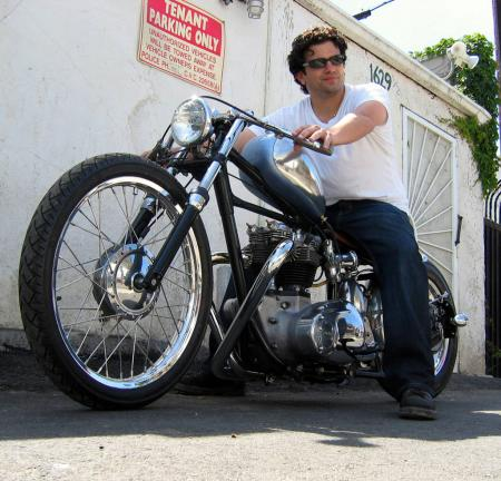 Custom Triumphs - Harbor-w-tnat-a