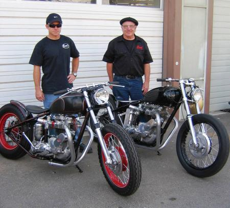 Custom Triumphs - Kanes-Tri