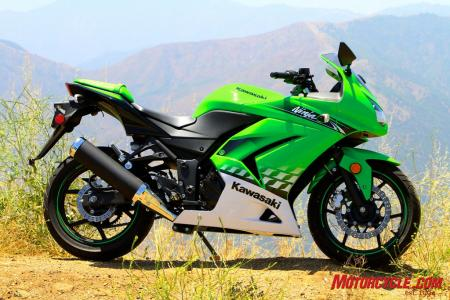 The special edition comes with Team Green color and graphics, and matching passenger pillion.