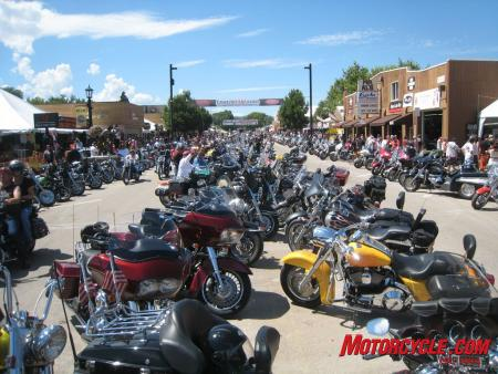 Preliminary data indicates the 70th-anniversary of the Sturgis bike rally enjoyed an increase in attendees over the previous two years.