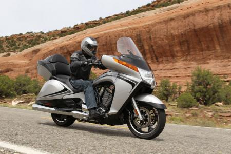 2011 Victory Motorcycles Lineup BJN75623