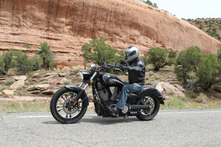 2011 Victory Motorcycles Lineup BJN75761
