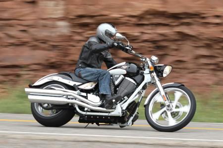2011 Victory Motorcycles Lineup BJN88130
