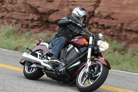 2011 Victory Motorcycles Lineup BJN88369