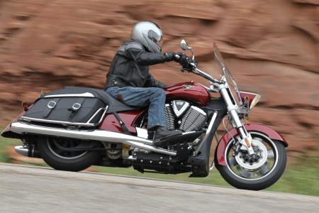 2011 Victory Motorcycles Lineup BJN88990