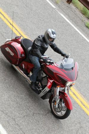 2011 Victory Motorcycles Lineup BJN89300
