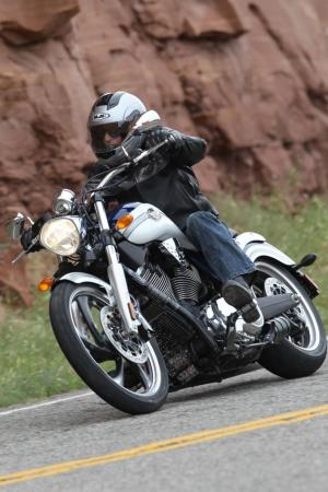 2011 Victory Motorcycles Lineup BJN91538