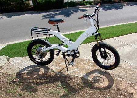 It�s not as fast, cool, or attractive to the ladies as a motorcycle, but this electric commuter requires no license or insurance and is oddly appealing from a practicality standpoint.