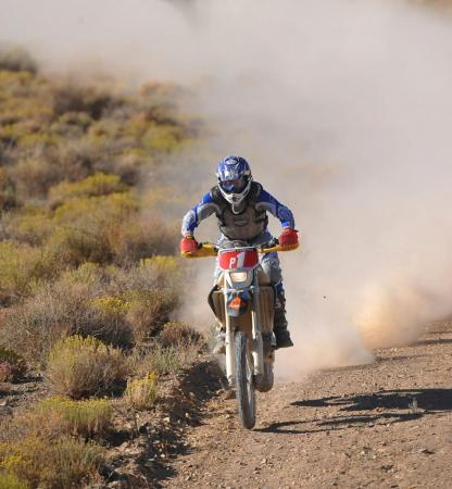 Rex Cameron, along with teammate Michael Johnson, finished fourth overall and won the Over 30 Pro class.