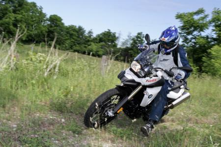 2010 BMW F800GS gravelroad