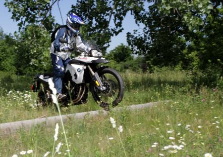 2010 BMW F800GS logs