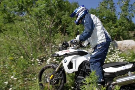 2010 BMW F800GS singletrack