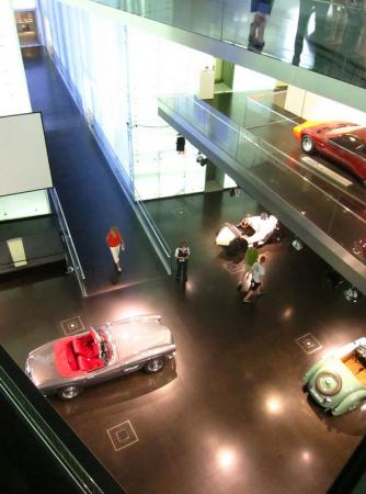 The BMW Museum. It goes on and on like this. A colorful chronicle of a legendary brand.