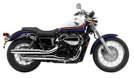 The 2011 Honda Shadow RS will be displayed at the 2010 Intermot Show in Cologne, Germany.