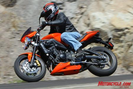 Ducati Monster 796 vs Triumph Street Triple R IMG_6539