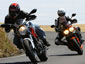 2010 Triumph Street Triple R vs 2011 Ducati Monster 796