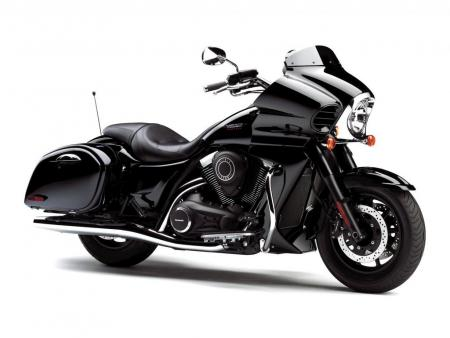 The 2011 Kawasaki Vulcan 1700 Vaquero adds yet another player to the expanding cruiser bagger market segment.
