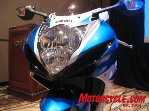 The Gixxers get a fresh face for 2011.