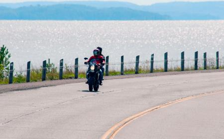 If you like wide-open roads with incredible views, you may want to check out the inspiring Lake Temiskaming Loop.