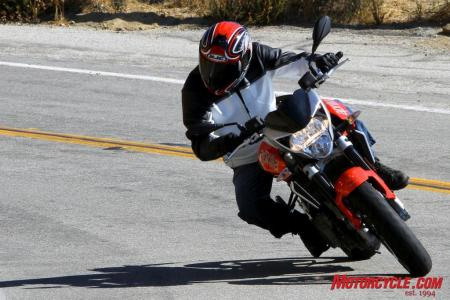 Ducati Monster 796 vs. Aprilia Shiver IMG 1439