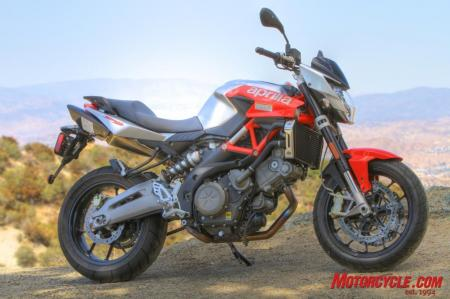 Ducati Monster 796 vs. Aprilia Shiver IMG 1482