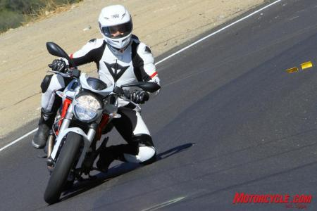 Ducati Monster 796 vs. Aprilia Shiver IMG 6756