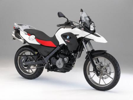 The new G650GS will be the entry-level member of BMW's GS line of adventure bikes.